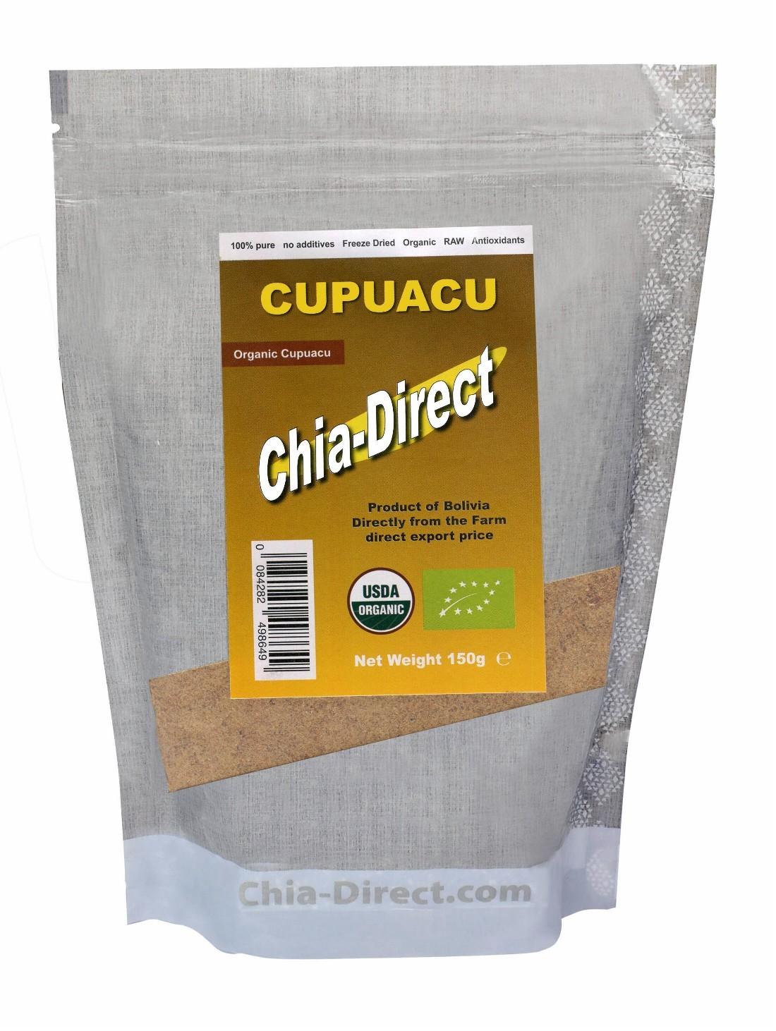 5,3lbs organic cupuacu powder freeze dried