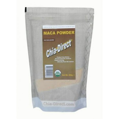 500gr Bolivian Maca Root Powder Raw Superfood - special introduction price