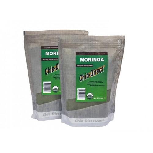 500 gram organic moringa powder
