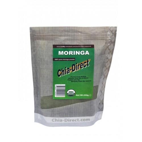 Økologisk Moringa Pulver