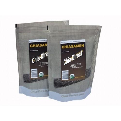 Organisk Chia kjøpe 4kg betal for 3!