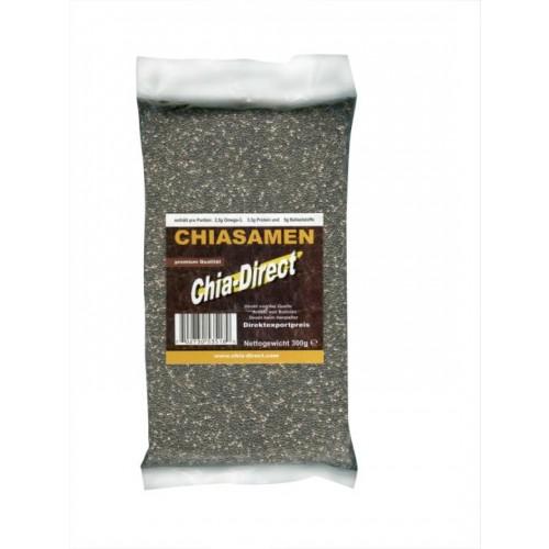 2,5kg - 100% natuurlijke zwarte chia zaad