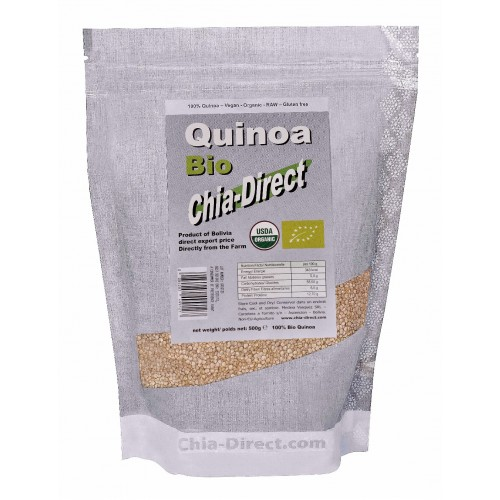 grains de quinoa