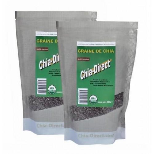 Chia, une source naturelle de l´oméga-3