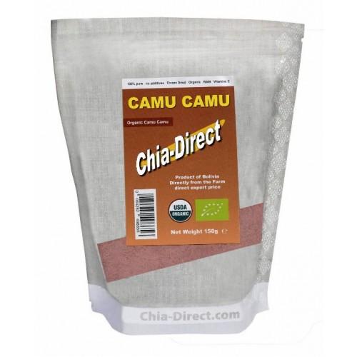 300g Camu Camu en poudre bio et 100% pur (2 x 150g)