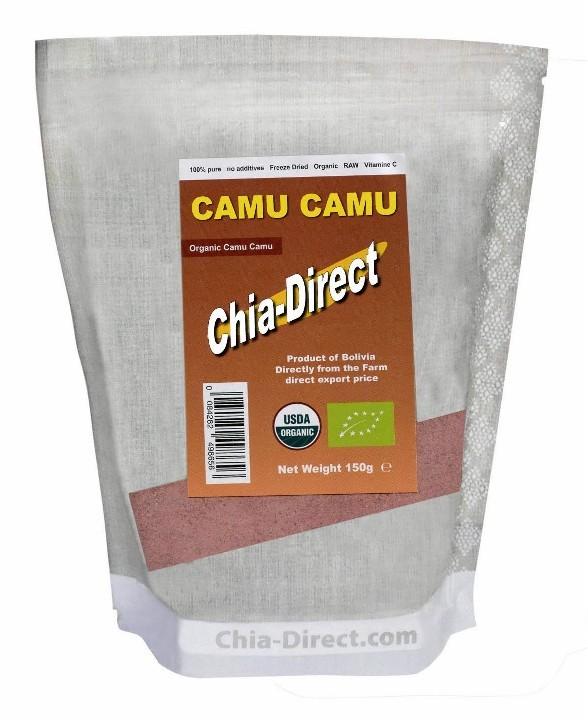 Bio-Camu Camu Pulver