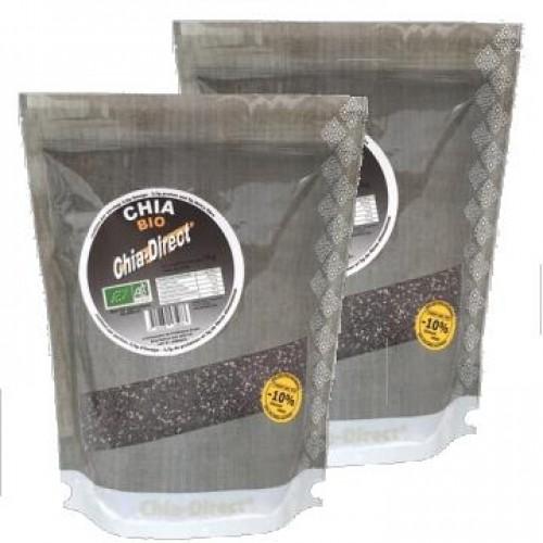 20kg sementes de chia pretas oferta especial de atacado