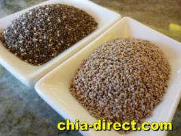 sementes de chia branco
