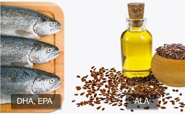 huiles de poisson